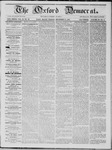 The Oxford Democrat: Vol. 16, No. 46 - December 08,1865