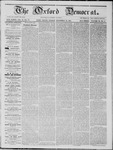 The Oxford Democrat: Vol. 16, No. 47 - December 15,1865