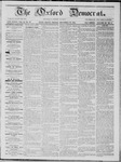 The Oxford Democrat: Vol. 16, No. 48 - December 22,1865