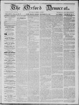 The Oxford Democrat: Vol. 16, No. 49 - December 29,1865