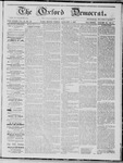 The Oxford Democrat: Vol. 17, No. 50 - January 04,1867