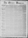 The Oxford Democrat: Vol. 17, No. 51 - January 10,1867