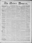 The Oxford Democrat: Vol. 18, No. 2 - February 08,1867