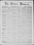The Oxford Democrat: Vol. 18, No. 5 - March 01,1867