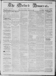 The Oxford Democrat: Vol. 18, No. 9 - March 29,1867