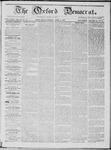 The Oxford Democrat: Vol. 18, No. 10 - April 05,1867