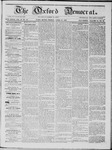 The Oxford Democrat: Vol. 18, No. 11 - April 12,1867