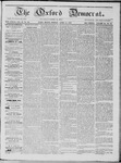 The Oxford Democrat: Vol. 18, No. 12 - April 19,1867