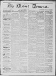 The Oxford Democrat: Vol. 18, No. 13 - April 25,1867