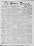 The Oxford Democrat: Vol. 18, No. 15 - May 03,1867