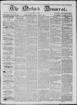 The Oxford Democrat: Vol. 18, No. 20 - June 07,1867