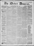 The Oxford Democrat: Vol. 18, No. 21 - June 14,1867