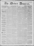 The Oxford Democrat: Vol. 18, No. 25 - July 12,1867