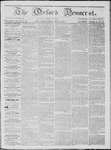 The Oxford Democrat: Vol. 18, No. 26 - July 19,1867