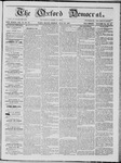 The Oxford Democrat: Vol. 18, No. 27 - July 26,1867