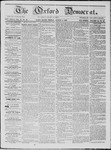 The Oxford Democrat: Vol. 18, No. 28 - August 02,1867