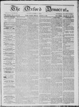 The Oxford Democrat: Vol. 18, No. 29 - August 09,1867