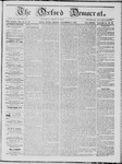 The Oxford Democrat: Vol. 18, No. 33 - September 06,1867