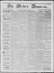 The Oxford Democrat: Vol. 18, No. 34 - September 13,1867