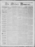 The Oxford Democrat: Vol. 18, No. 35 - September 20,1867