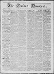 The Oxford Democrat: Vol. 18, No. 36 - September 27,1867