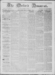 The Oxford Democrat: Vol. 18, No. 37 - October 04,1867
