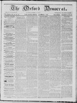 The Oxford Democrat: Vol. 18, No. 41 - November 01,1867