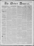 The Oxford Democrat: Vol. 18, No. 42 - November 08,1867