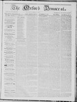 The Oxford Democrat: Vol. 18, No. 46 - December 06,1867