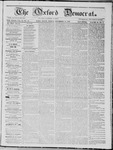 The Oxford Democrat: Vol. 18, No. 47 - December 13,1867