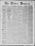 The Oxford Democrat: Vol. 18, No. 48 - December 22,1867