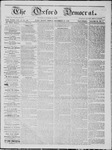 The Oxford Democrat: Vol. 18, No. 49 - December 27,1867