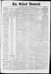 The Oxford Democrat: Vol. 37, No. 2 - January 28,1870