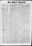 The Oxford Democrat: Vol. 37, No. 5 - February 18,1870