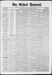 The Oxford Democrat: Vol. 37, No. 6 - February 25,1870