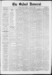 The Oxford Democrat: Vol. 37, No. 8 - March 11,1870
