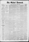 The Oxford Democrat: Vol. 37, No. 9 - March 18,1870