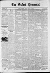 The Oxford Democrat: Vol. 37, No. 21 - June 10,1870