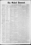 The Oxford Democrat: Vol. 37, No. 22 - June 17,1870