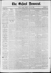 The Oxford Democrat: Vol. 37, No. 23 - June 24,1870