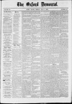 The Oxford Democrat: Vol. 37, No. 24 - July 01,1870