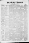The Oxford Democrat: Vol. 37, No. 25 - July 08,1870
