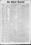 The Oxford Democrat: Vol. 37, No. 29 - August 05,1870