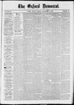 The Oxford Democrat: Vol. 37, No. 34 - September 09,1870