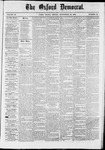 The Oxford Democrat: Vol. 37, No. 36 - September 23,1870