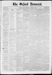 The Oxford Democrat: Vol. 37, No. 38 - October 07,1870