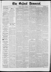 The Oxford Democrat: Vol. 37, No. 41 - October 28,1870