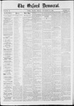 The Oxford Democrat: Vol. 37, No. 44 - November 18,1870