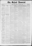 The Oxford Democrat: Vol. 37, No. 47 - December 09,1870