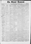 The Oxford Democrat: Vol. 37, No. 49 - December 23,1870